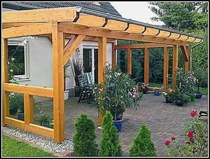 Terrassenüberdachung Freistehend Selber Bauen : favorit pergola selber bauen terrasse wz86 haouz annonces ~ Watch28wear.com Haus und Dekorationen