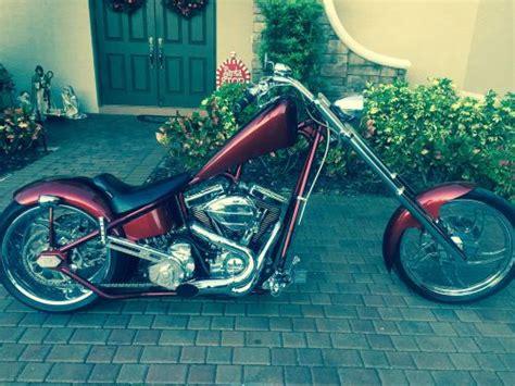 Buy 2007 Custom Built Motorcycles Chopper On 2040-motos