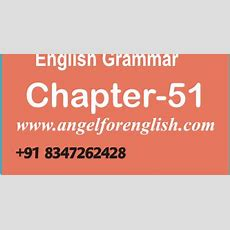 Chapter51 English Grammar In Gujaratiexclamatory Sentences  Angel For English