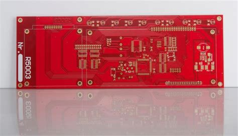 High Layer Electronics Multilayer Printed Circuit Board