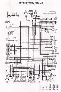 03 Z400 Wiring Diagram