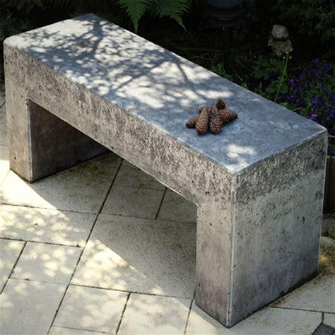 concrete garden bench home dzine garden how to make concrete garden bench