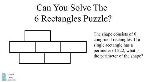 evil geometry question   rectangles puzzle youtube