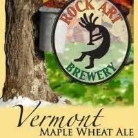 Rock Art Vermont Maple Wheat Ale, Blonde Ale arrive ...