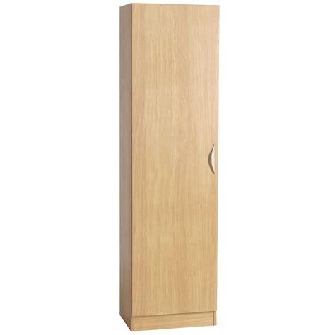 Standard Cupboard Height by Height Storage Standard Cupboard 480mm R White