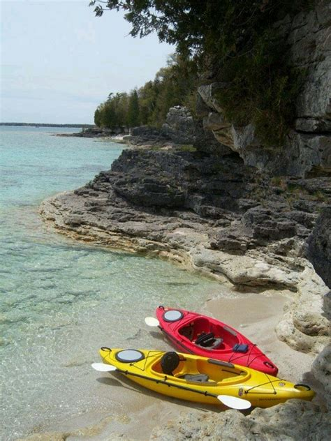 door county kayaking 17 best images about door county wi on caves