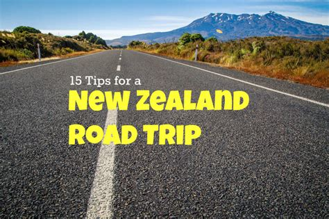 15 Tips For A New Zealand Road Trip  Simple Discoveries