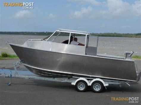 Custom Plate Alloy Boats by 7 0 Metre Hardtop Cabin Heavy Duty Plate Aluminium Custom
