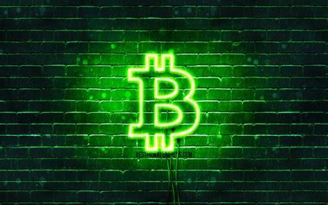 Get inspired by our community of talented artists. Télécharger fonds d'écran Bitcoin logo vert, 4k, vert ...