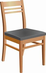 Wooden Chair Clipart i2Clipart - Royalty Free Public