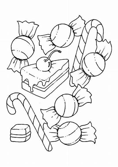 Colorear Dibujo Golosina Coloring Candy Lollipop Descargar