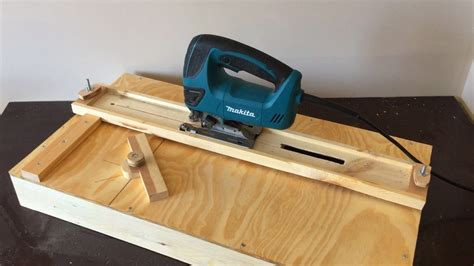 Building A Jigsaw Cutting Station  Dekupaj Testere Kesim