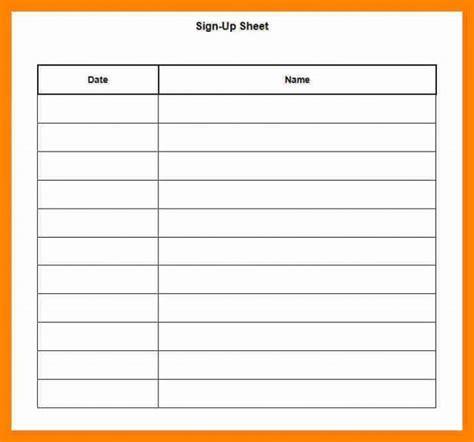 potluck signup sheet template word potluck signup sheet template word photograph sign up gopages info