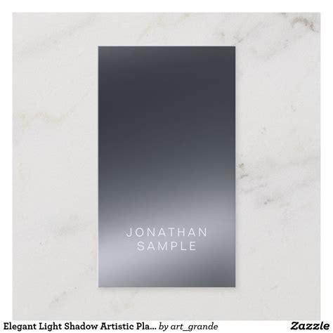 elegant light shadow artistic plain professional business
