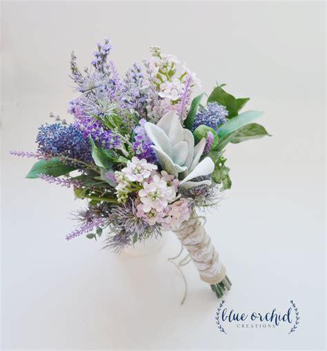 Wedding Bouquet Bridal Bouquet Lavender And Lilac