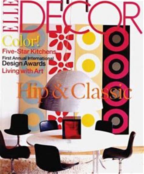 elle decor magazine best subscription deal on internet for