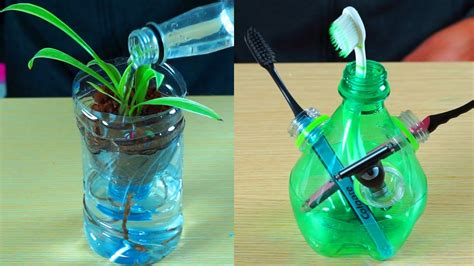 Ideas Using Plastic Bottles by 10 Diy Plastic Bottles Hacks Diy Ideas