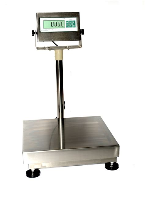 Digital Ip65 Wipe Down Stainless Steel Bench Scale