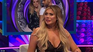 Celebrity Big Brother: Chloe Ferry leaves fans shocked as ...