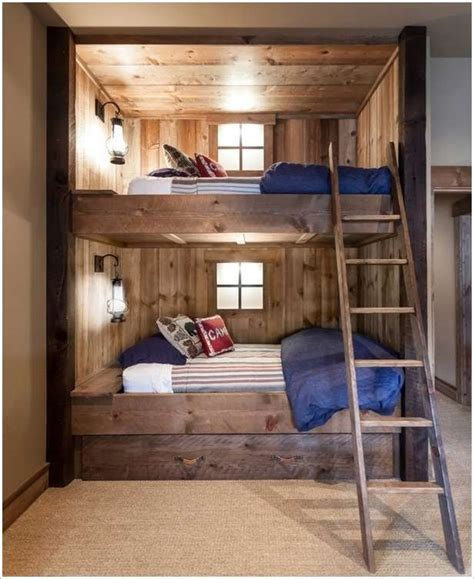 Bureau De Change Architects - 6 amazing bunk bed lighting ideas for your room