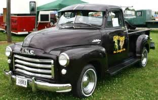 Pictures of GMC Pickup Truck Classic Cars