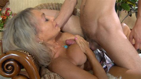 Russian Mature Women Seducing Younger Guys