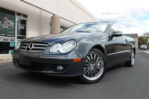 Here you can find such useful information as the fuel capacity, weight, driven wheels, transmission type, and others data according to all known model. 2009 Mercedes-Benz CLK-Class CLK350 Stock # P1225 for sale ...