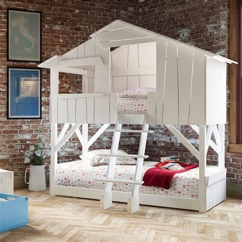 bunk beds  kids including  trundles  tree houses