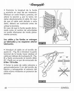 Campagnolo Instructions