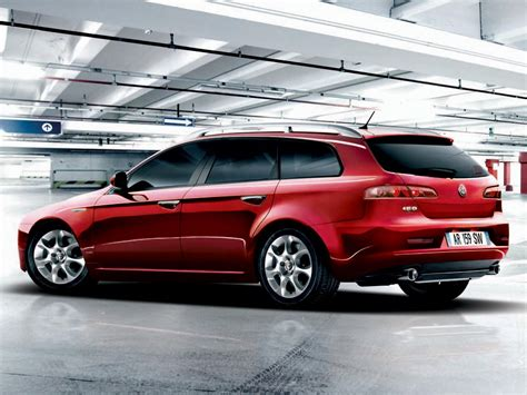 Alfa Romeo 159 History Of Model Photo Gallery And List