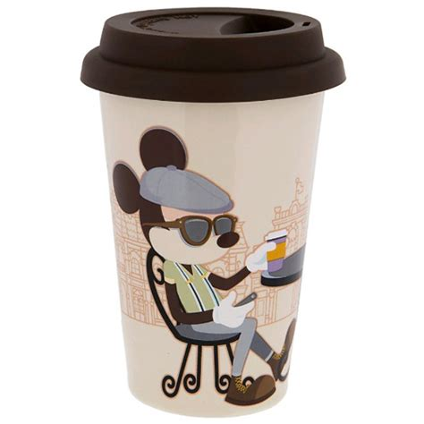 We've trekked through disney's animal kingdom this week to find new construction, food, and merchandise updates for you! Disney Travel Mug - Mickey's Really Swell Coffee