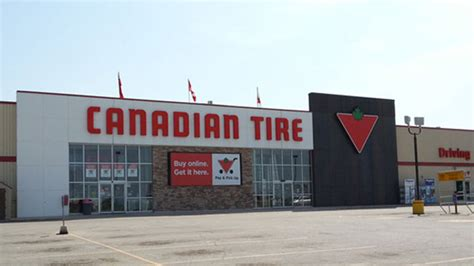 We've grown to 16 brokerages across southern mb. Canadian Tire in Steinbach