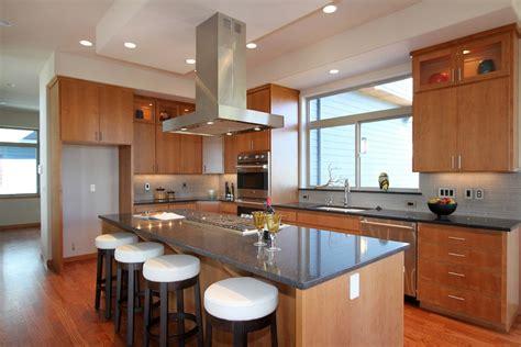 cuisine moderne blanc ophrey com cuisine moderne blanc et bois prélèvement d