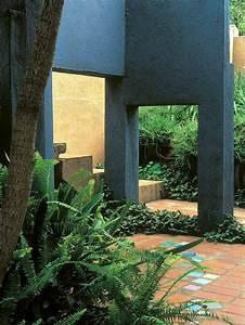 Amenagement Petit Jardin Moderne Plantes Vertes IdeeCO