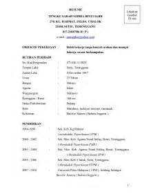 contoh contoh resume bahasa melayu terbaik contoh resume dalam bahasa melayu