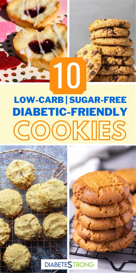 Satisfy your cookie craving as a diabetic with these delicious applesauce oatmeal cookies. Low Sugar Cookie Recipe For Diabetics - 10 Diabetic Cookie Recipes (Low-Carb & Sugar-Free ...