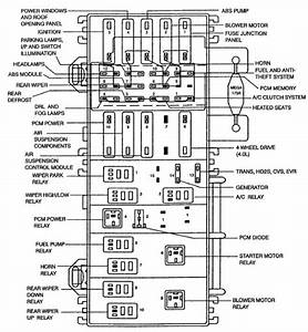 92 ford f150 fuse box diagram get free image about for Alternator besides 1995 ford explorer fuse diagram on 92 ford bronco