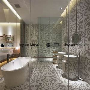 Decorative wall tiles for bathroom home design