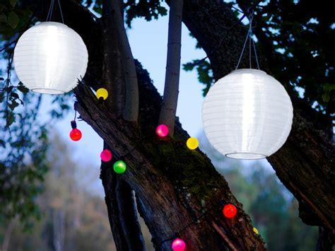 Solarleuchten Als Lichtakzente