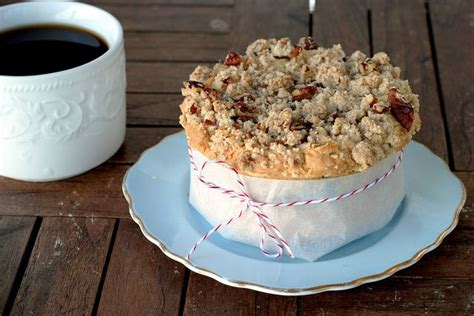 Cream the butter and sugar in the bowl of an electric mixer fitted with the paddle attachment for 4 to 5 minutes, until light. Ina Garten's Sour Cream Coffee Cake   Coffee cake, Sour cream coffee cake, Dessert recipes