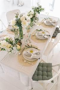 Tischdeko Schulanfang Ideen : sommerliche tischdeko mit wei en pfigstrosen fr ulein k sagt ja hochzeitsblog white wedding ~ Avissmed.com Haus und Dekorationen