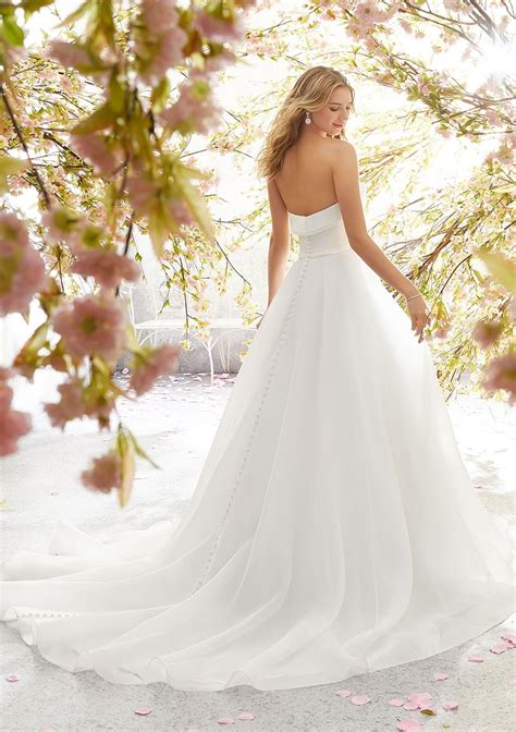mori lee  lucille wedding dress catrinas bridal