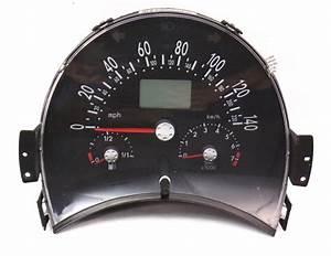 Gauge Instrument Cluster 04-05 Vw Beetle 2 0 Auto Speedometer