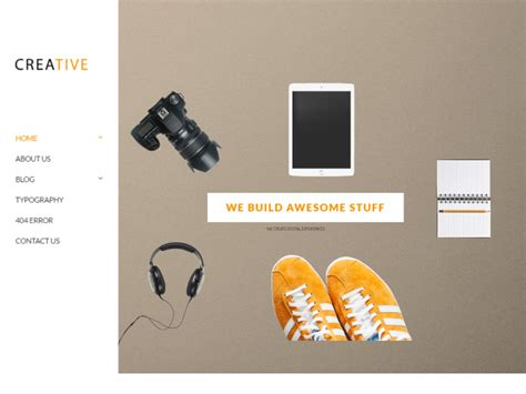 Top Free Photography Website Templates by Top Free And Premium Photography Templates Free Website