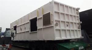 Above Ground Storage Tank Frp Rectangular Horizontal Chemical Storage Tank