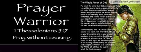 prayer warrior quotes banner quotesgram