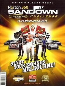 2010 V8 Supercar Championship Series Programmes