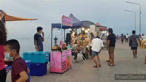 ตลาดนัดสะพานปลาหัวหิน 55 - YouTube