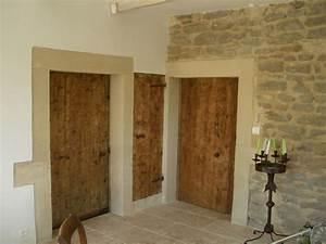 Mur En Pierre Interieur : mur de pierre interieur ~ Dailycaller-alerts.com Idées de Décoration