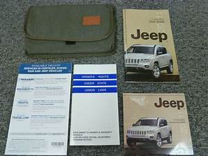 2011 Jeep Compass Suv Owner Owner U0026 39 S Manual User Guide